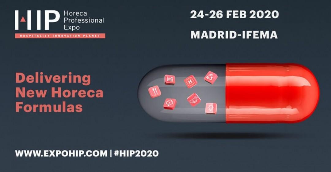HIP 20, el mayor congreso Horeca, arranca el próximo lunes